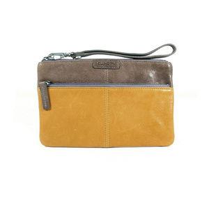 ELLINGTON Sadie Leather Wristlet Bag